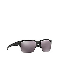 Oakley - Black 'Thinlink' OO9316 rectangle sunglasses