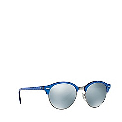 Ray-Ban - Blue round RB4246 sunglasses