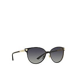 Versace - Black VE2168 phantos sunglasses