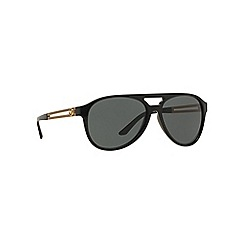 Versace - Black pilot VE4312 sunglasses