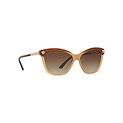 Versace - Brown butterfly VE4313 sunglasses