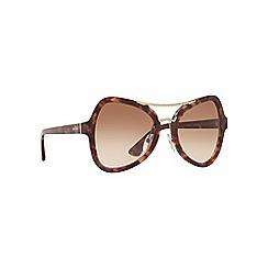 Prada - Pink butterfly PR 18SS sunglasses