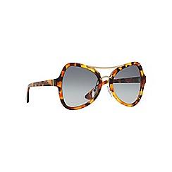 Prada - Brown butterfly PR 18SS sunglasses