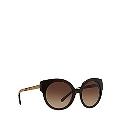 Michael Kors - Brown round MK2019 sunglasses