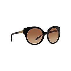 Michael Kors - Black MK2019 round sunglasses