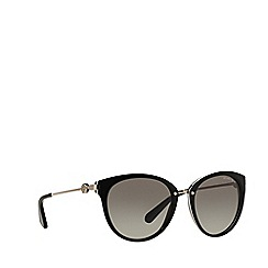 Michael Kors - Black round MK6040 sunglasses