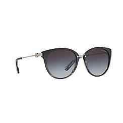 Michael Kors - Black round 'Abela Iii' sunglasses