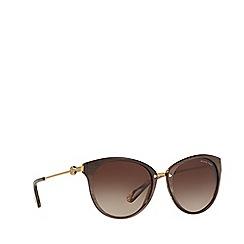 Michael Kors - Bronze round 'Abela Iii' sunglasses