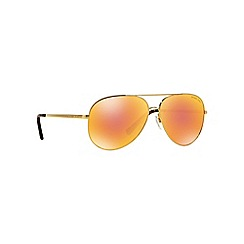 Michael Kors - Gold pilot MK5016 sunglasses