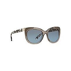 Coach - Grey HC8171 square sunglasses