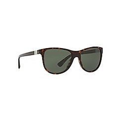 Prada - Brown PR20SS square sunglasses