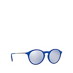 Ray-Ban - Blue phantos unisex grey lense sunglasses