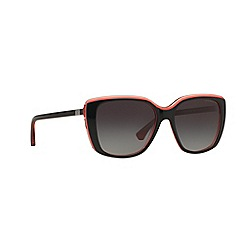 Emporio Armani - Black square EA4069 sunglasses