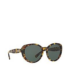 Ralph - Havana RA5212 cat eye sunglasses