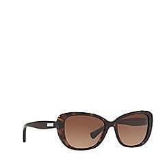 Ralph - Tortoise RA5215 rectangle sunglasses