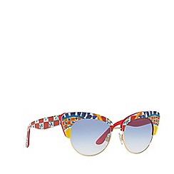 Dolce & Gabbana - Red 0DG4277 Cat Eye sunglasses