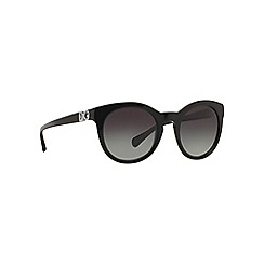 Dolce & Gabbana - Black DG4279 cat eye sunglasses
