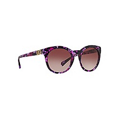 Dolce & Gabbana - Purple DG4279 cat eye sunglasses