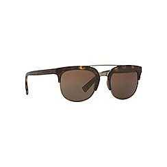 Dolce & Gabbana - Brown square DG6103 sunglasses