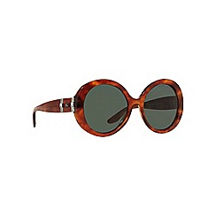 Ralph Lauren - Brown round RL8145B sunglasses