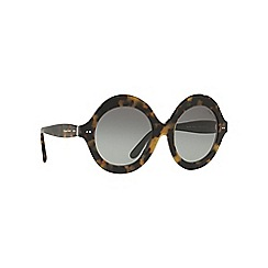 Ralph Lauren - Brown round RL8140 sunglasses