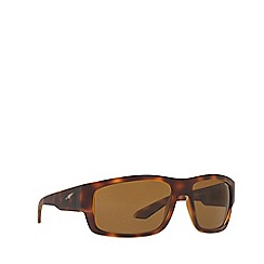 Arnette - Havana 'Grifter' AN4221 rectangle sunglasses