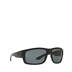 Arnette - Black 'Arnette' rectangle grifter sunglasses