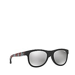 Arnette - Matte black  'Class Act' AN4222 phantos sunglasses