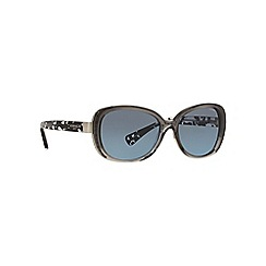 Coach - Grey HC8172 rectangle sunglasses
