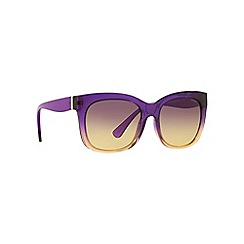 Coach - Violet HC8173 square sunglasses