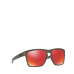 Oakley - Grey 'Sliver Xl' OO9341 rectangle sunglasses