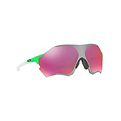 Oakley - Greem 'Evzero Range' OO9327 rectangle sunglasses