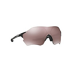 Oakley - Matte black 'Evzero Range' OO9327 rectangle sunglasses