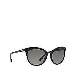 Tom Ford - Black '7 Poppy' FT0461 rectangle sunglasses