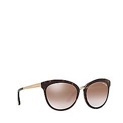 Tom Ford - Brown '7 Poppy' FT0461 rectangle sunglasses
