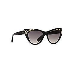 Gucci - Black GG3806 cat eye sunglasses