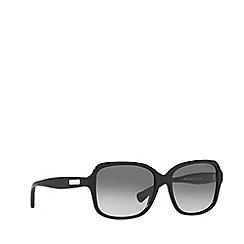 Ralph - Black RA5216 butterfly sunglasses