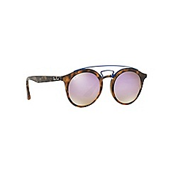 Ray-Ban - Havana 'Gatsby' RB4256 phantos sunglasses