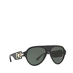 Versace - Black VE4323 pilot sunglasses