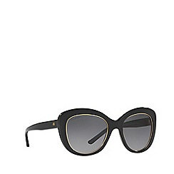 Ralph Lauren - Black butterfly frame sunglasses
