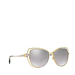 Michael Kors - Gold MK1013 cat eye sunglasses