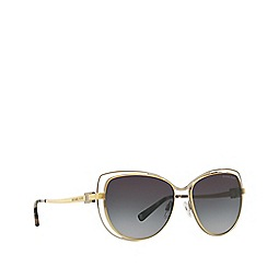 Michael Kors - Silver MK1013 cat eye sunglasses