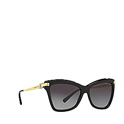 Michael Kors - Black MK2027 cat eye sunglasses