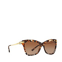 Michael Kors - Tortoise 'Audrina' MK2027 cat eye sunglasses