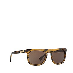 Dolce & Gabbana - Brown square DG4288 sunglasses