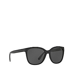 Polo Ralph Lauren - Matte black PH4114 square sunglasses
