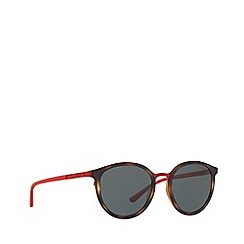 Polo Ralph Lauren - Shiny red phantos PH3104 sunglasses