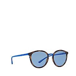 Ralph Lauren - Matte blue phantos frame sunglasses