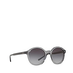 Ralph Lauren - Shiny grey phantos frame sunglasses