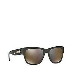 Versace - Green VE4319 square sunglasses